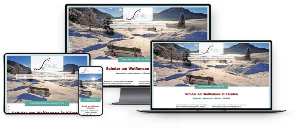 Schuler Weissensee, www.creativomedia.gmbh