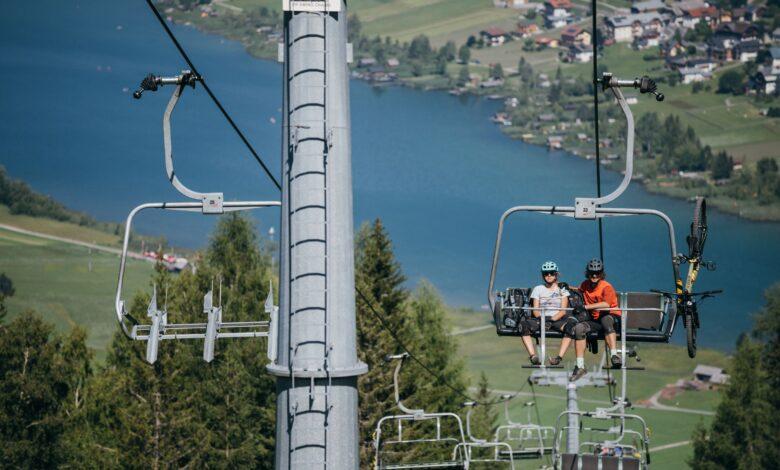 Saisonstart am Weissensee, (c) Weissensee Information, www.weissensee.news